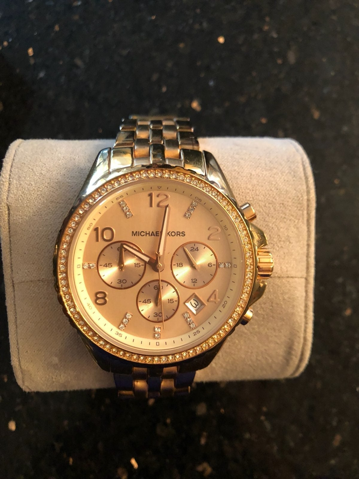 michael kors watch for women ROSE GOLD