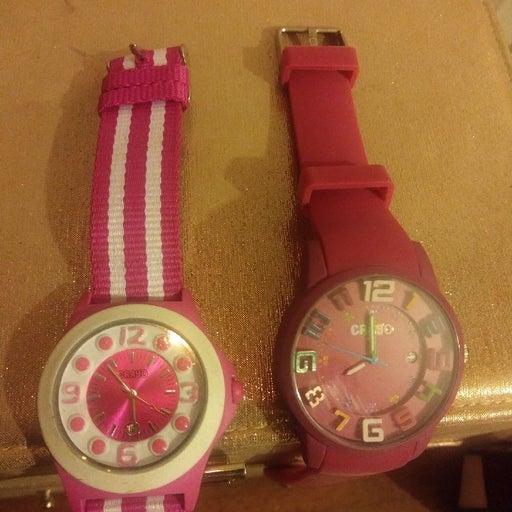 2 Crayola wrist watches. New