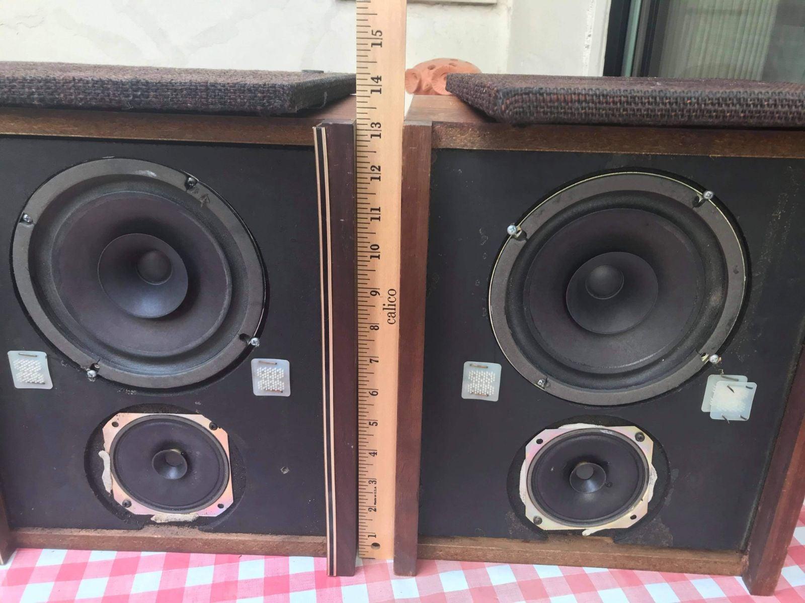 Air Suspension Speakers