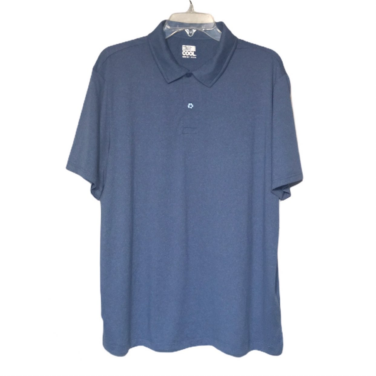 32 Degrees Cool Pacific Space Dye Shirt