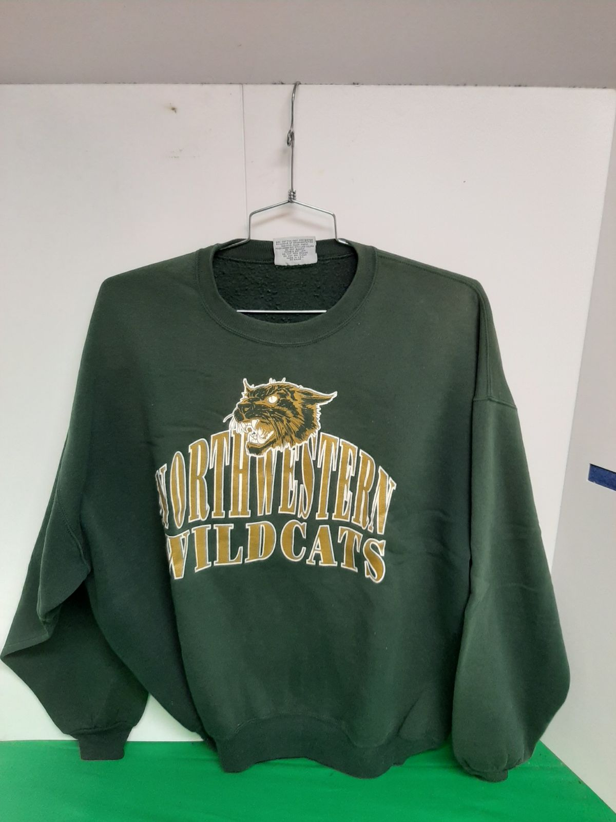 Northwestern Wildcats Sweatshirt  size 2