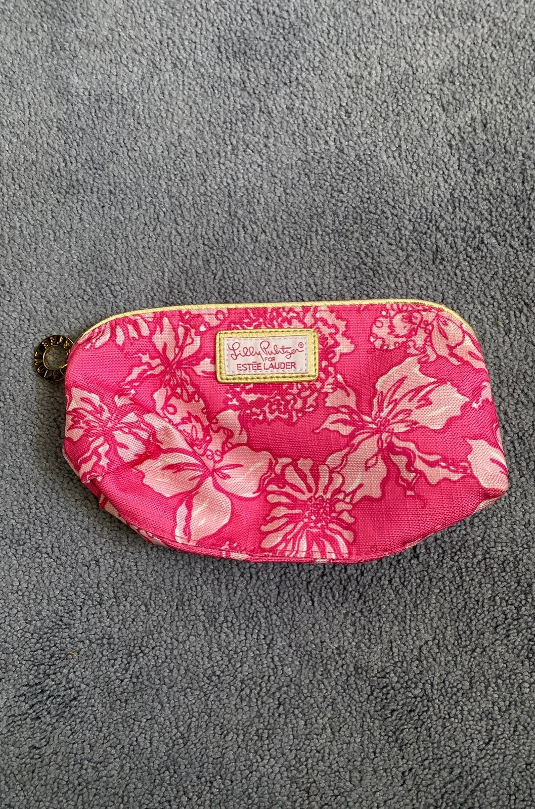 Lilly Pulitzer Estee Lauder Hand Bag