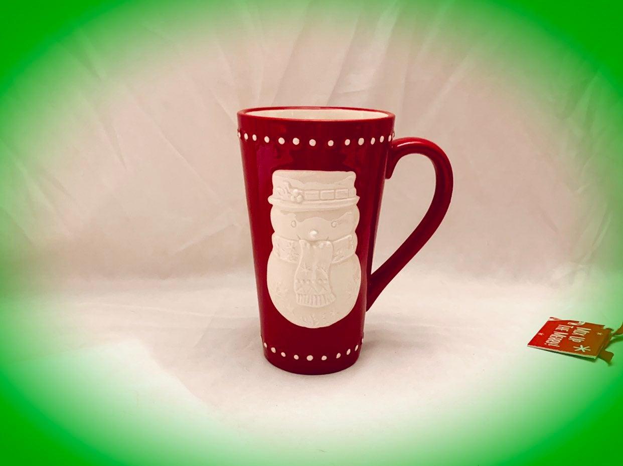 Christmas Beverage Mug