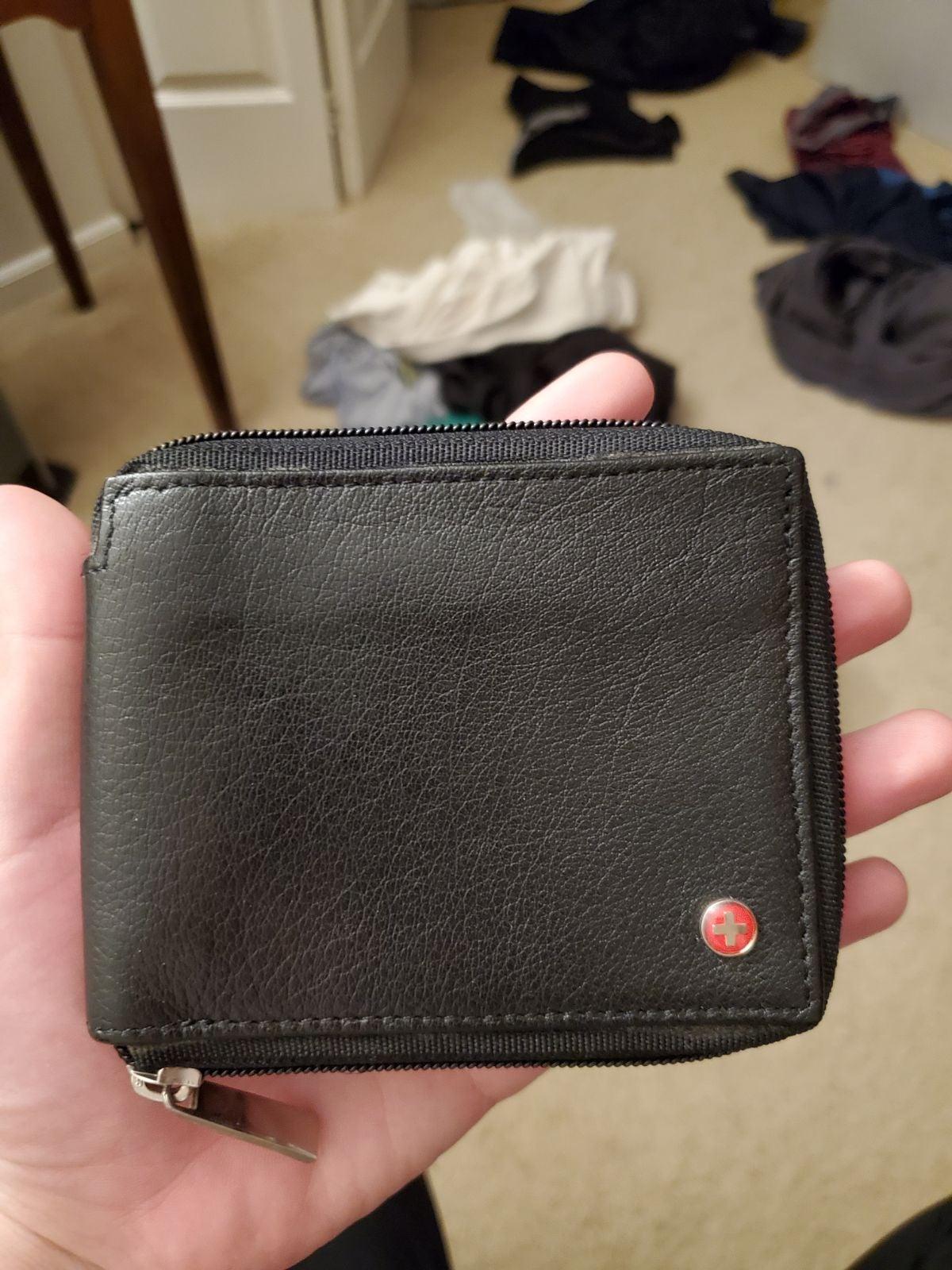 Alpine swissgear wallet