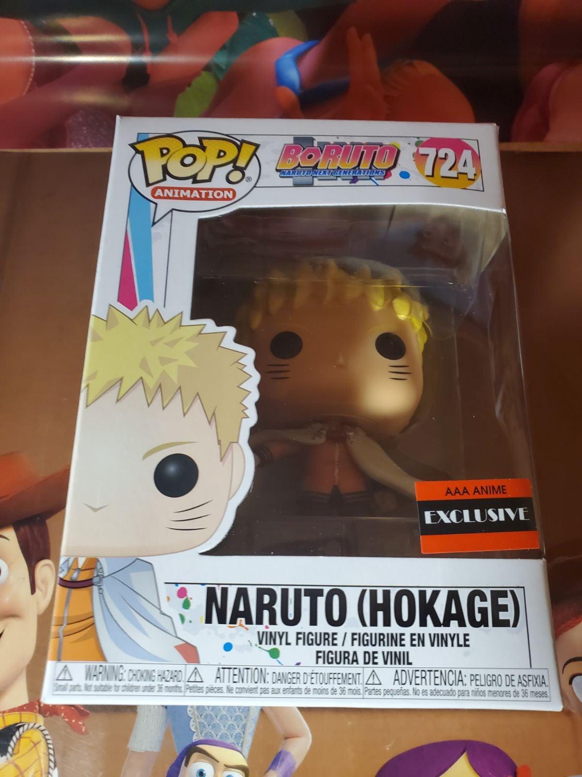 Funko Pop Boruto Naruto Hokage #724 new