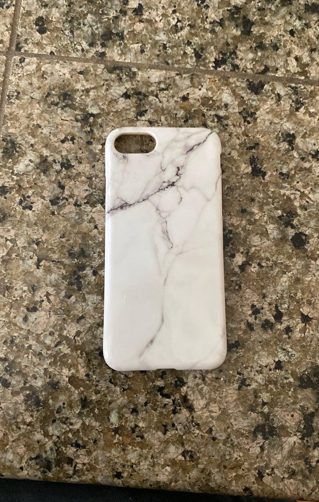 Marble case iphone 7/8/SE