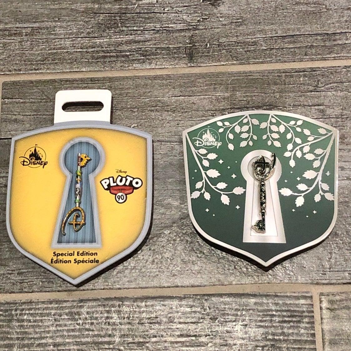 Disney Collectors Key Pins