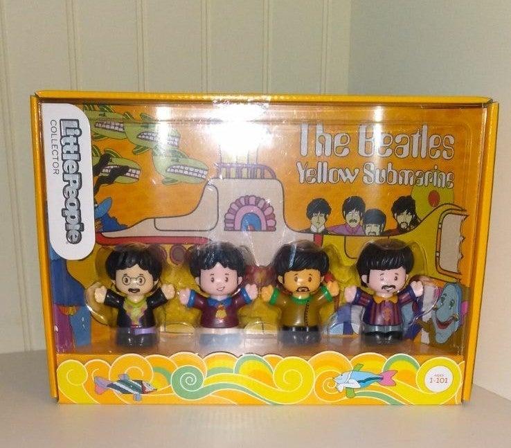 The Beatles Little People