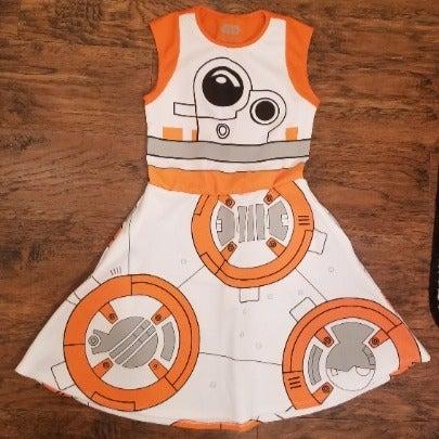 WeLoveFine BB8 I am Star Wars Dress