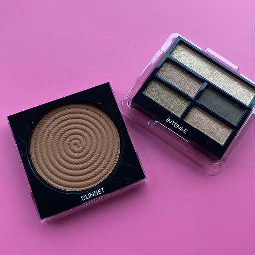 Chanel bronzer eyeshadow makeup