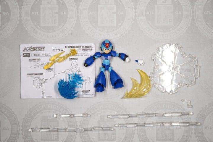 NXEdge Style Mega Man