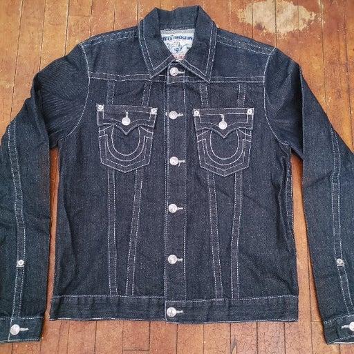 True Religion Trucker Jacket XL