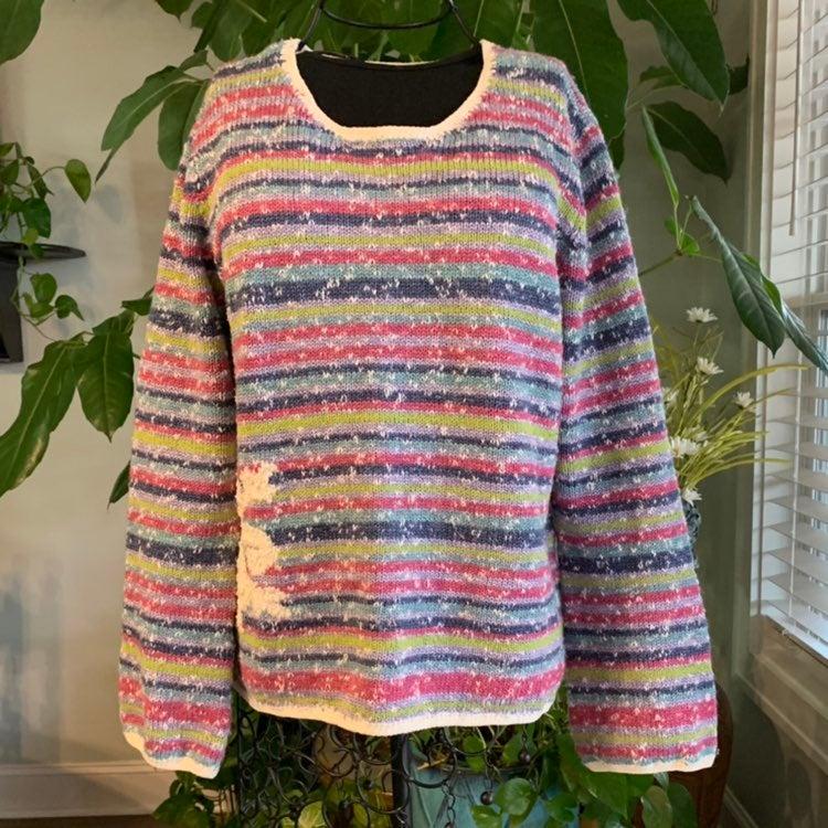 Sweater- J.Jil size L
