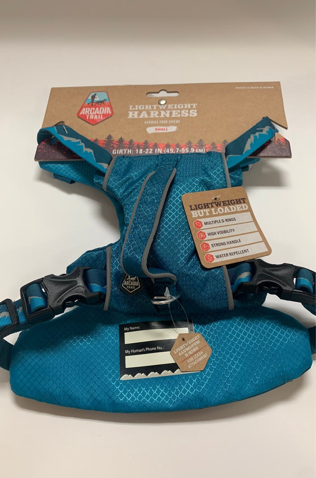Arcadia Trail Dog Harness Small