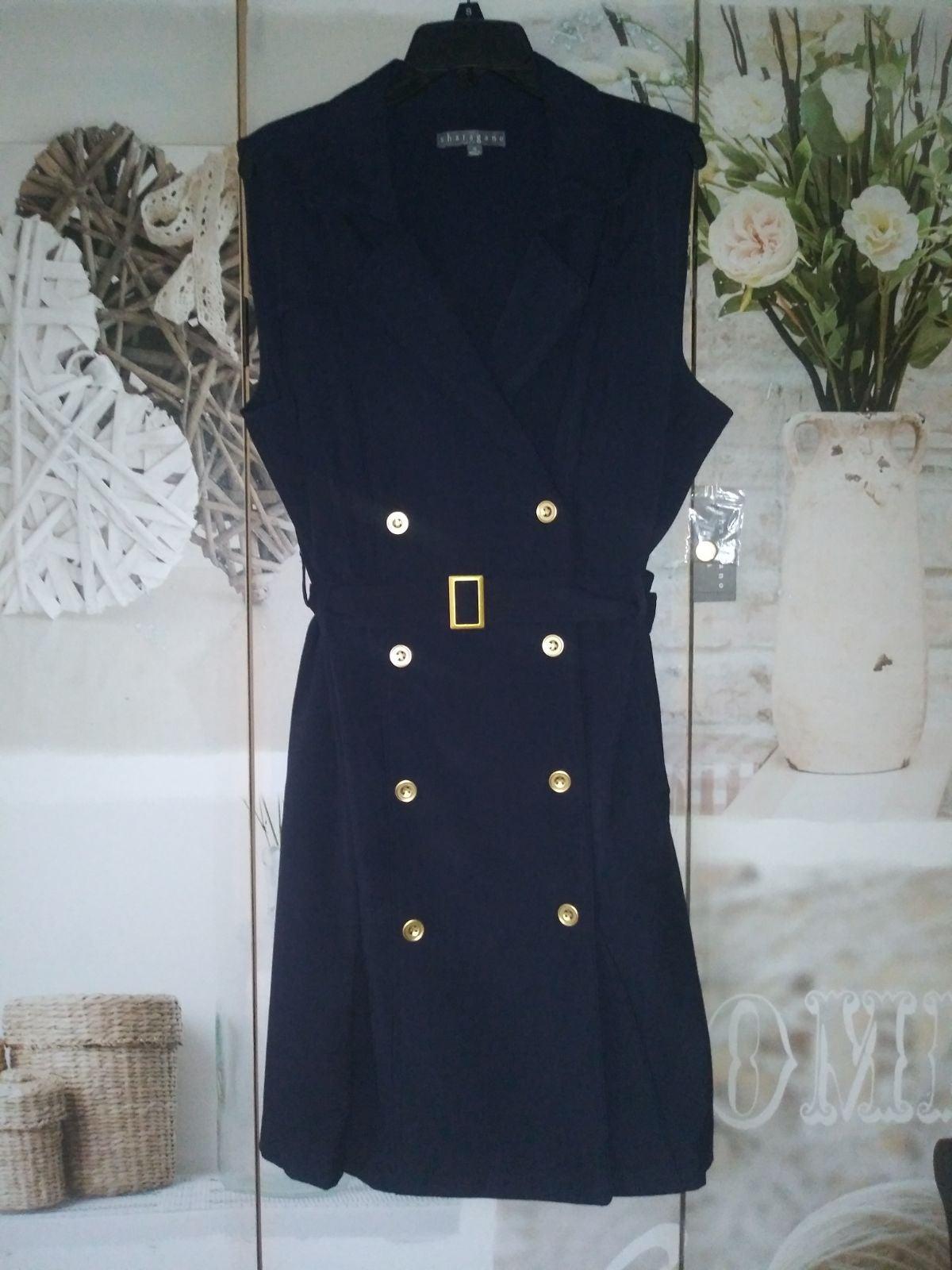 Dress by Sharagano Sz. 16 NWT