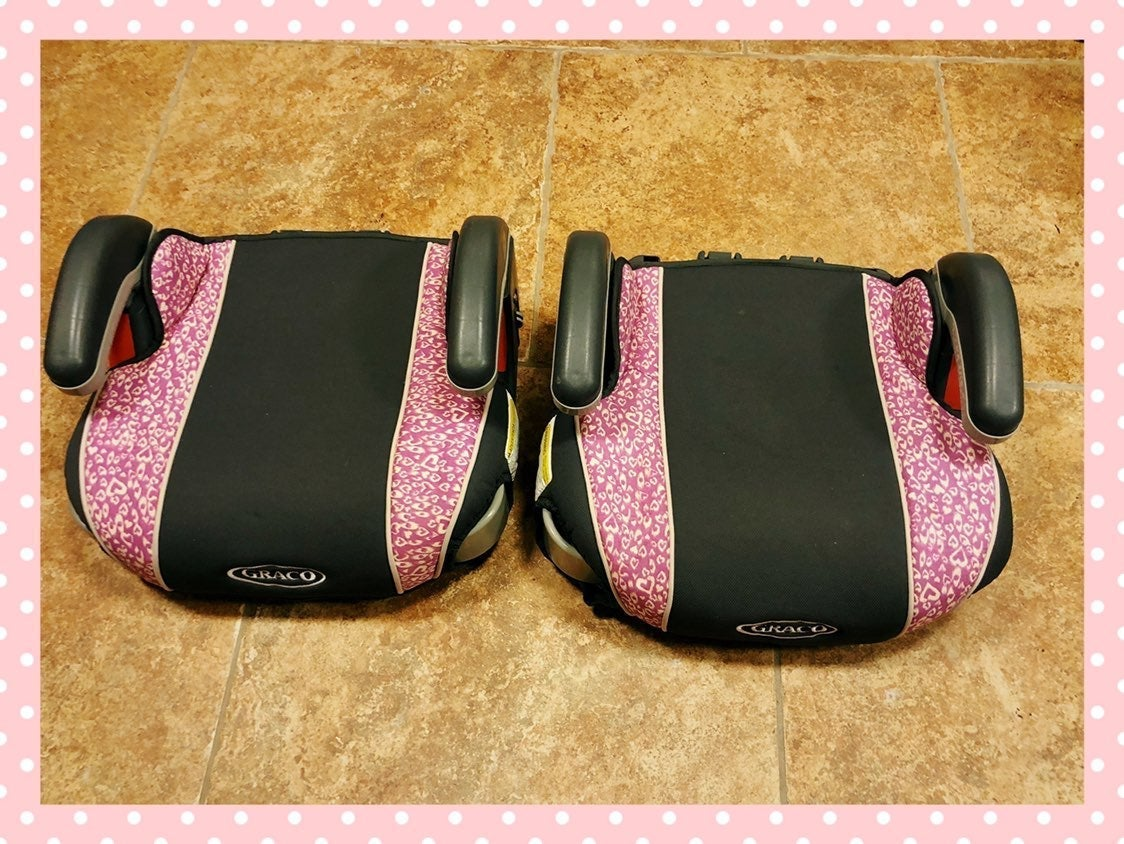 Graco Turbobooster Car Seat - 2 Qty