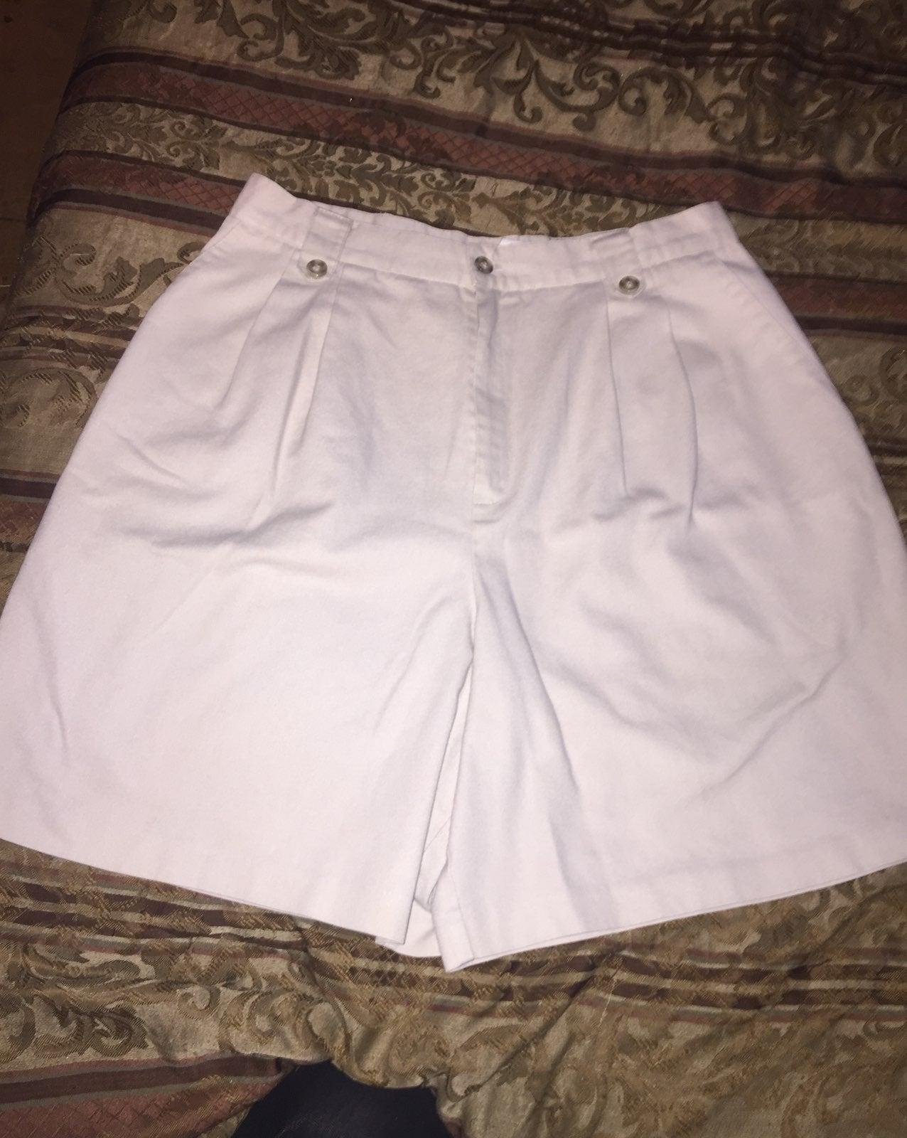 Briggs NY High Waisted Shorts 14