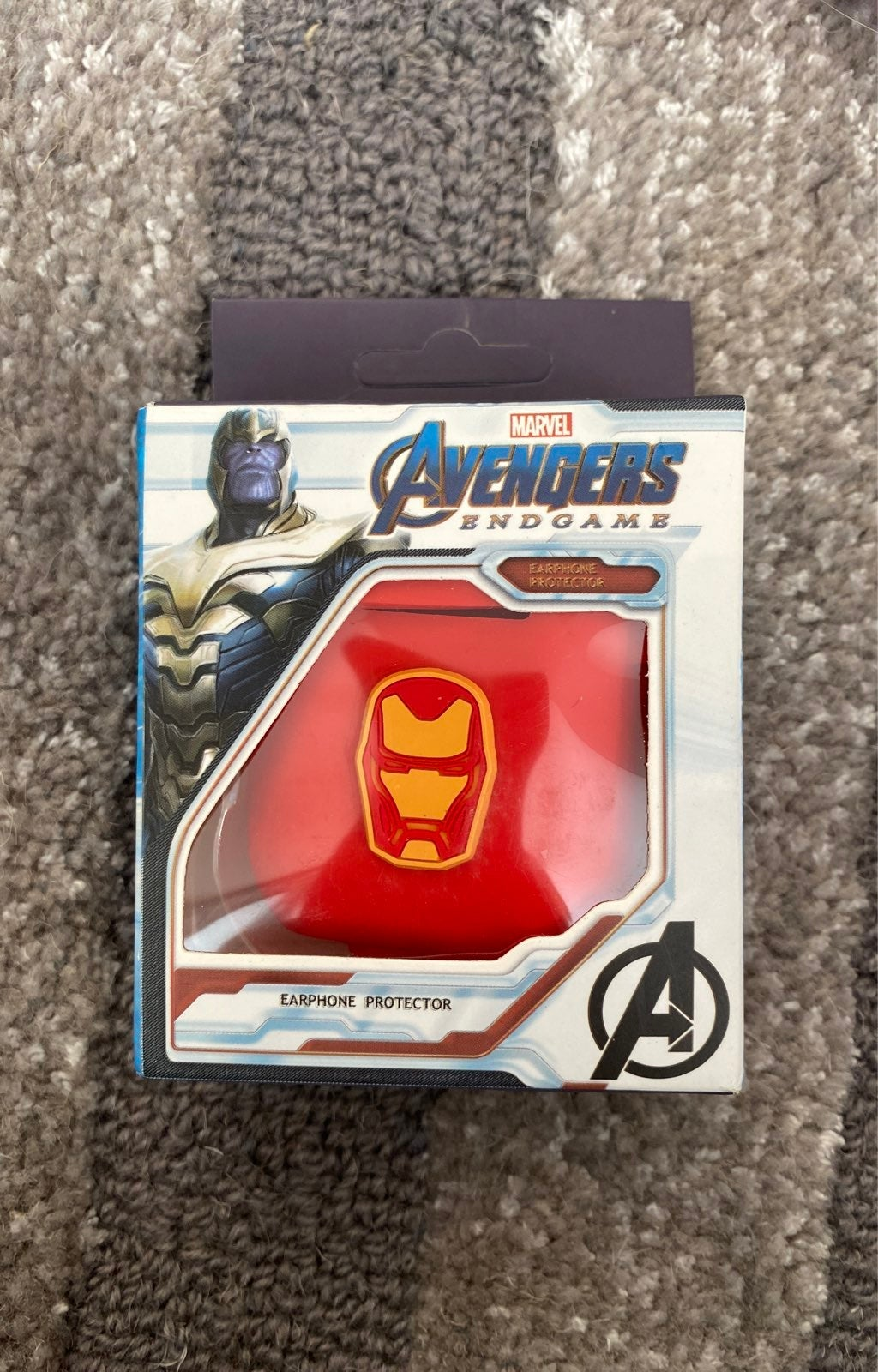 Marvel Iron Man AirPods Protective Case
