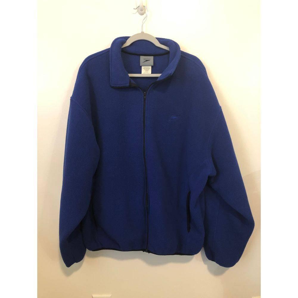 Speedo fleece jacket size L