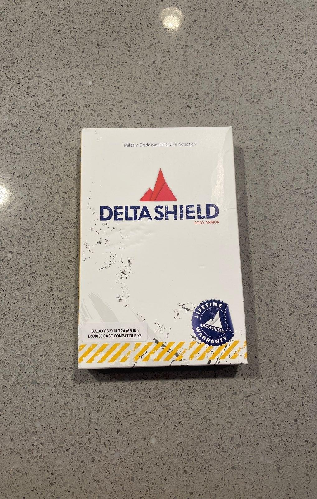 Galaxy S20 Ultra Delta Shield Protector