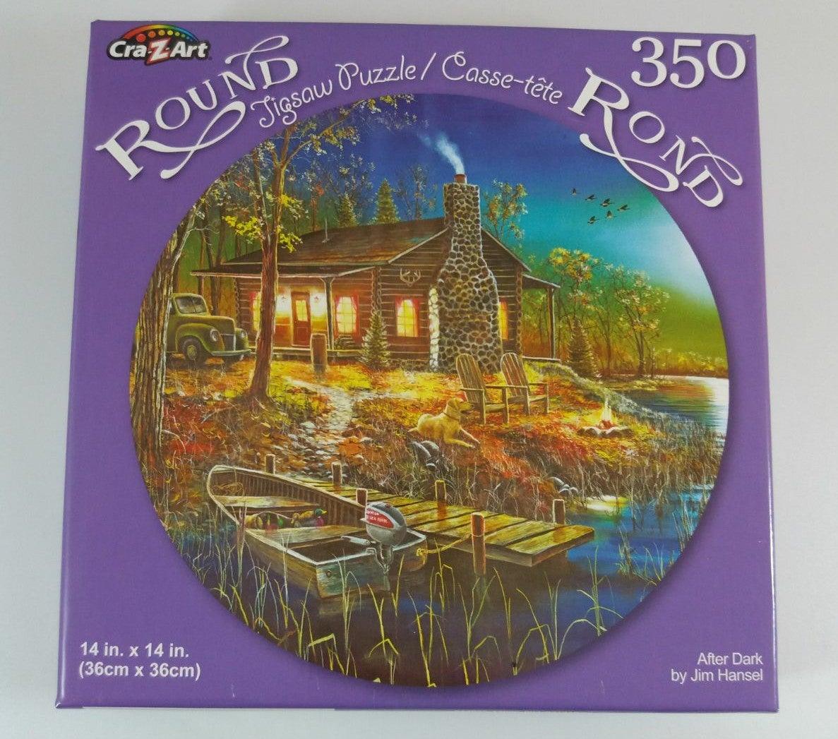 Puzzle 350 Round