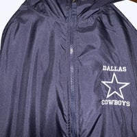 Men's Dallas Cowboys Coat With Hood