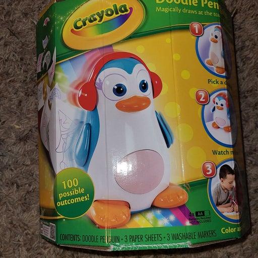 Doodle Penguin