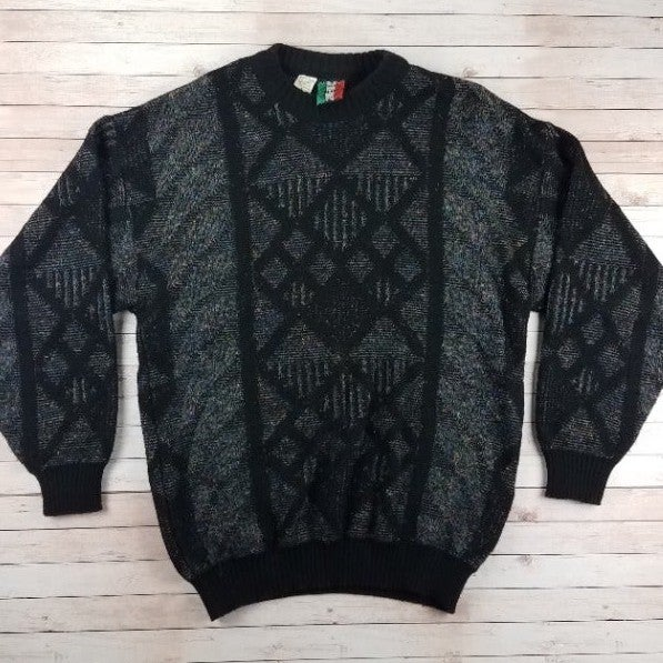 VTG 80s/90s Colore Made In Italy Sweater
