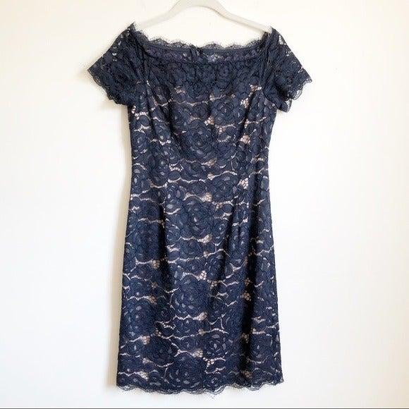 Anthropologie Foxiedox Black Midi Skirt Lace Crochet Nwt Mermaid Skirts