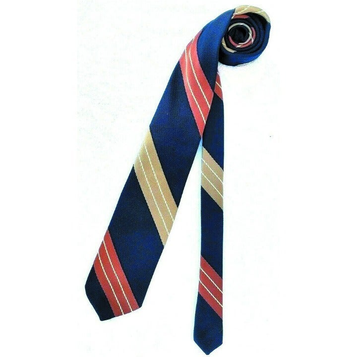 Prince Consort Tie Mens Golden Clasp
