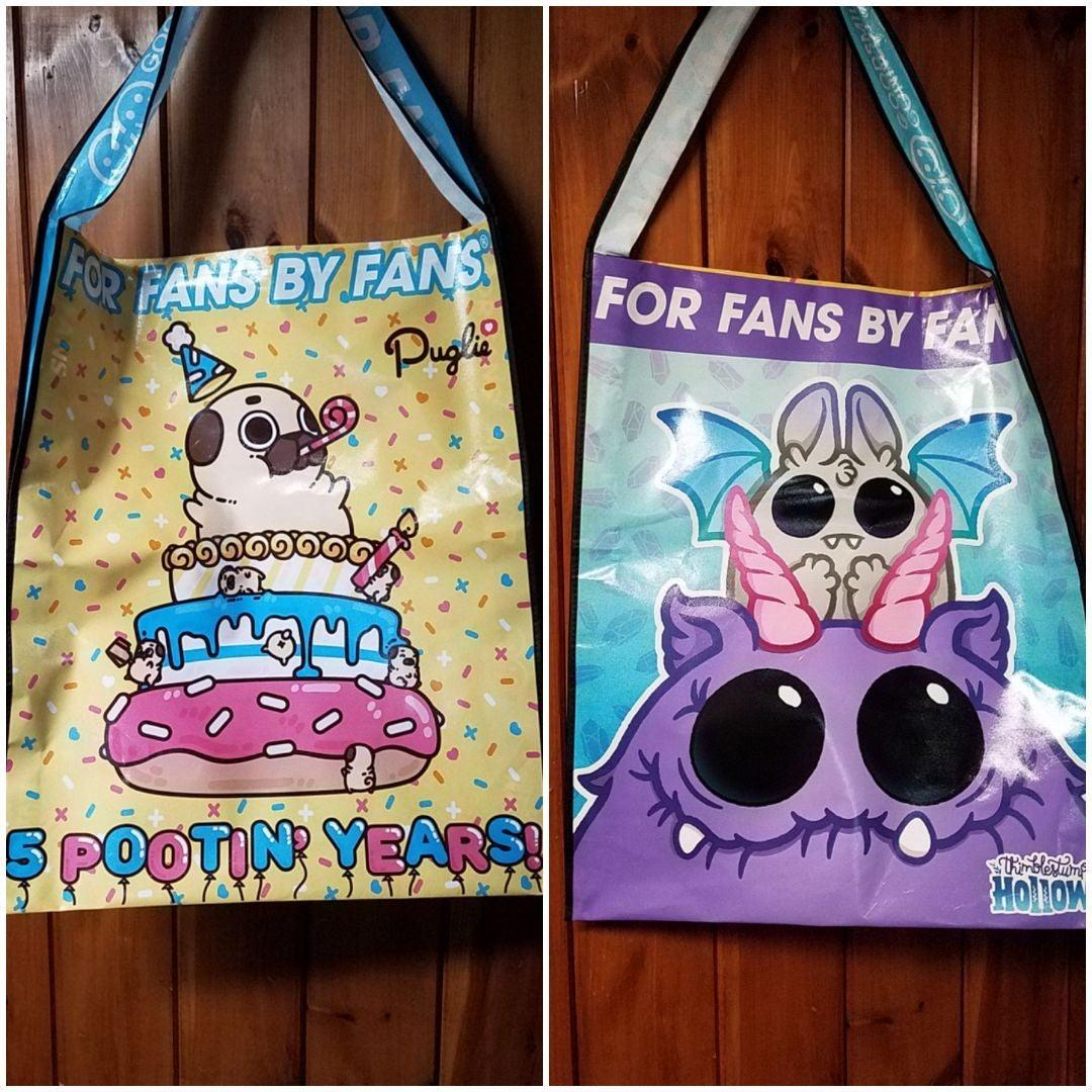 Thimblestump Hollow Bag/Puglie Bag