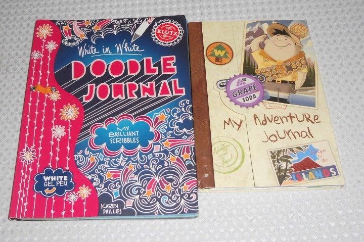 Doodle and My Adventure Journals