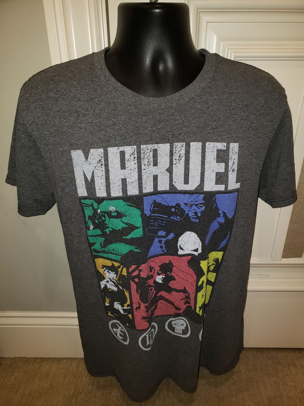 MARVEL The Defenders Graphic T-Shirt