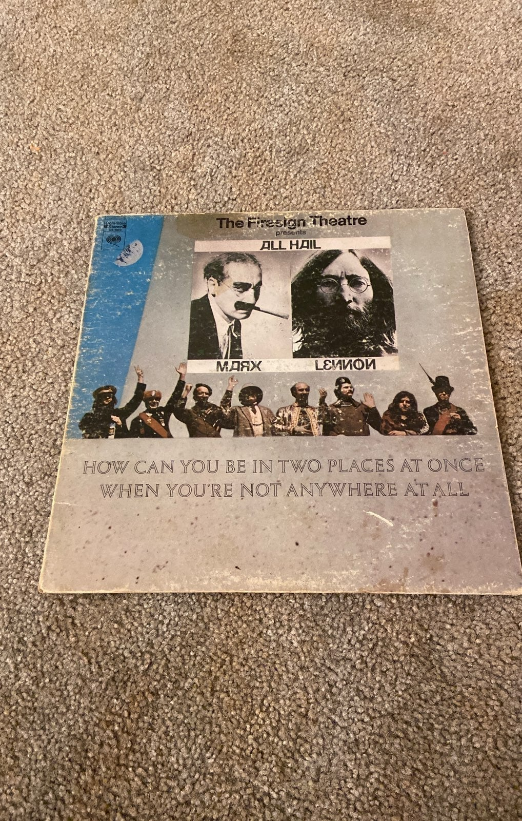 Hail Marx Lennon