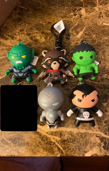 Avengers Lot - Blind Bag Keychains
