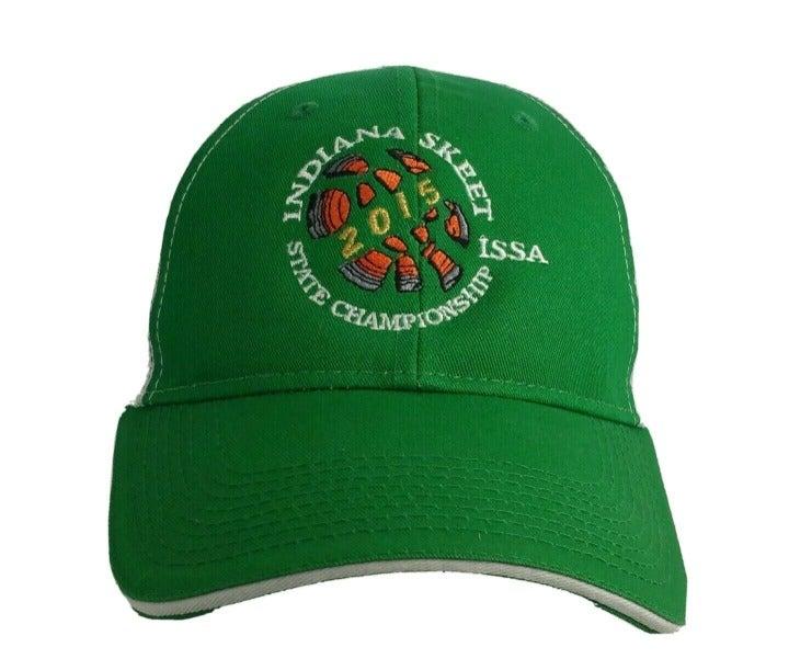 Indiana Skeet Sporting Clay Hat 2015