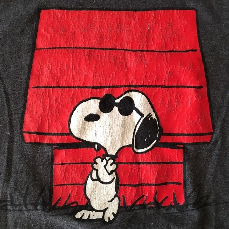 Peanuts Snoopy Joe Cool graphic t shirt
