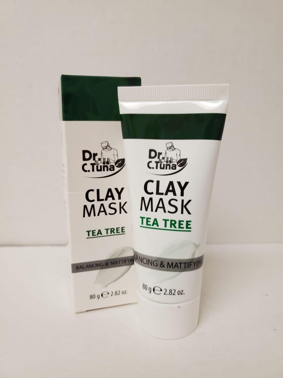 Tea Tree Clay Mask