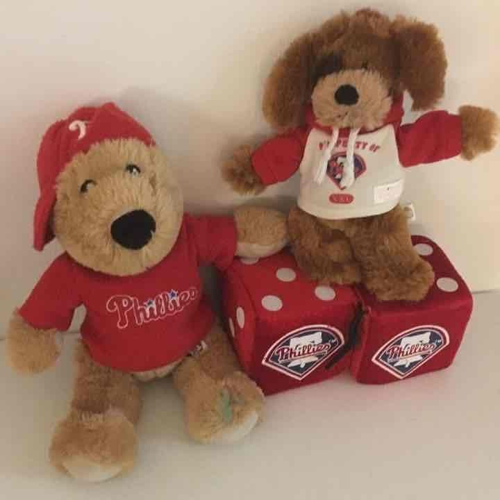 Phillies  teddy