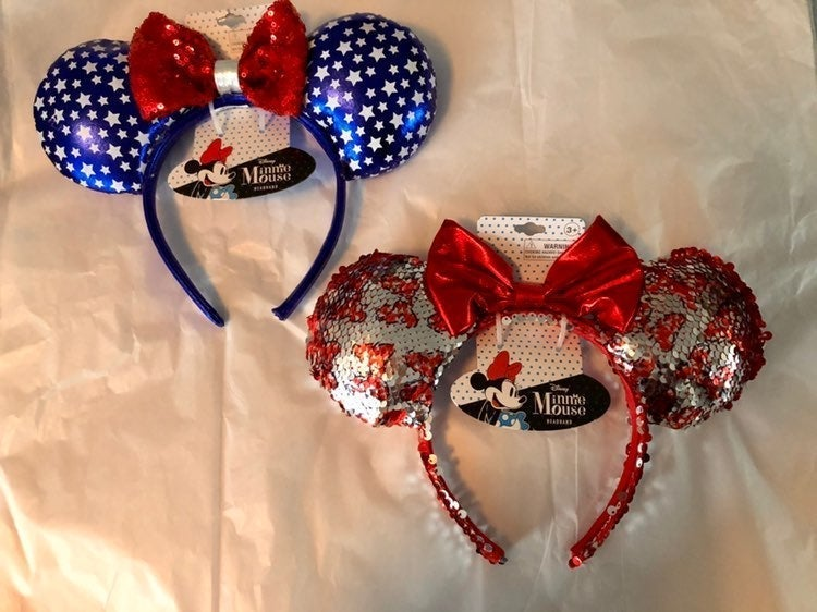 Minnie Mouse Ears Bundle