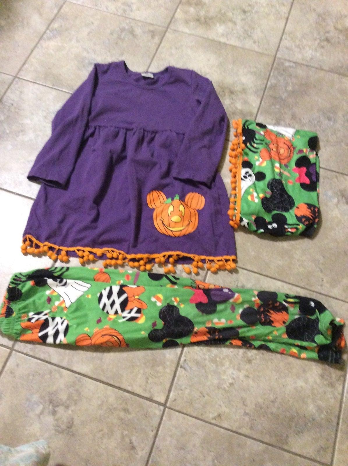 Size 6-7 boutique girls halloween