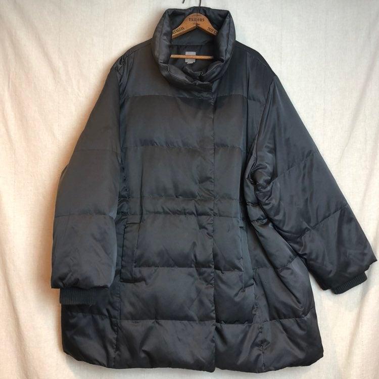 J.jill down jacket