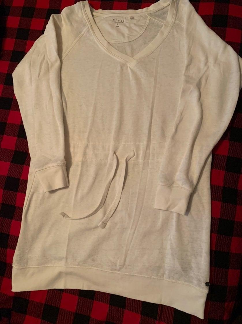 GUESS Sweatshirt/Dress