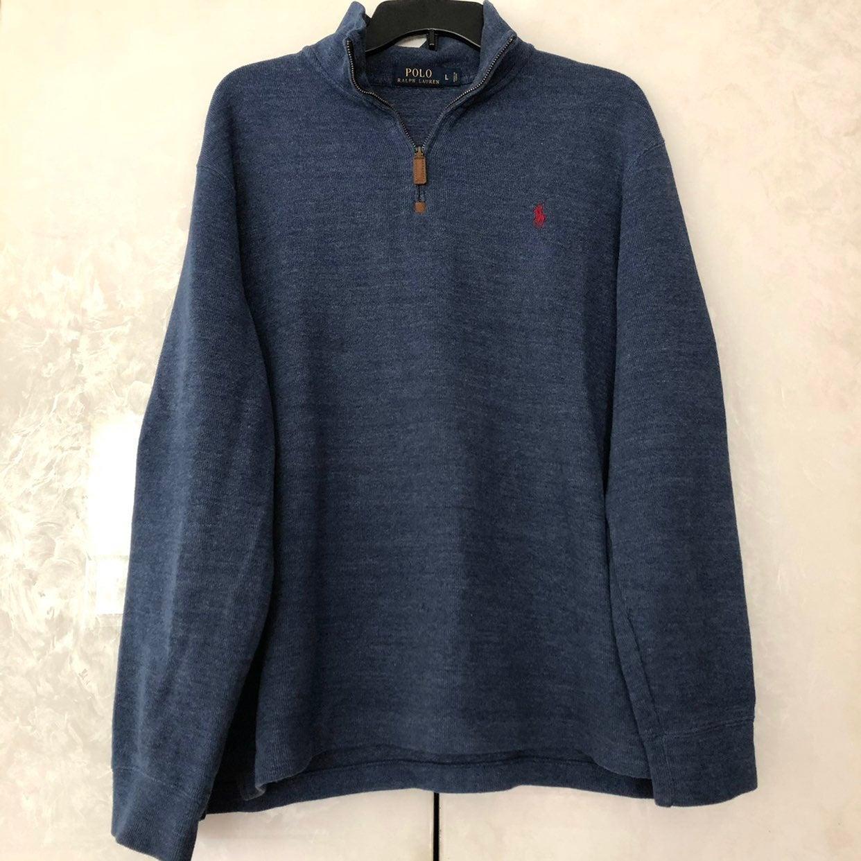 Men's Ralph Lauren Quarter Zip Pullover