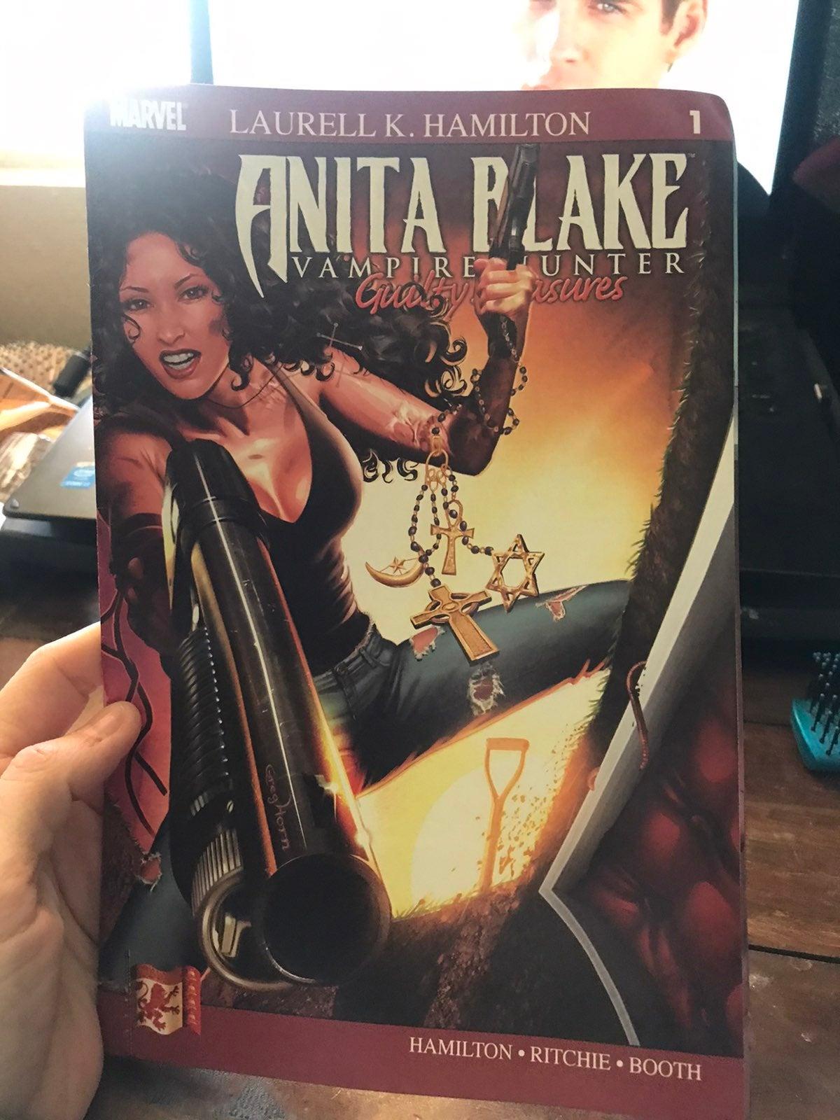 variant ANITA BLAKE guilty pleasure 1