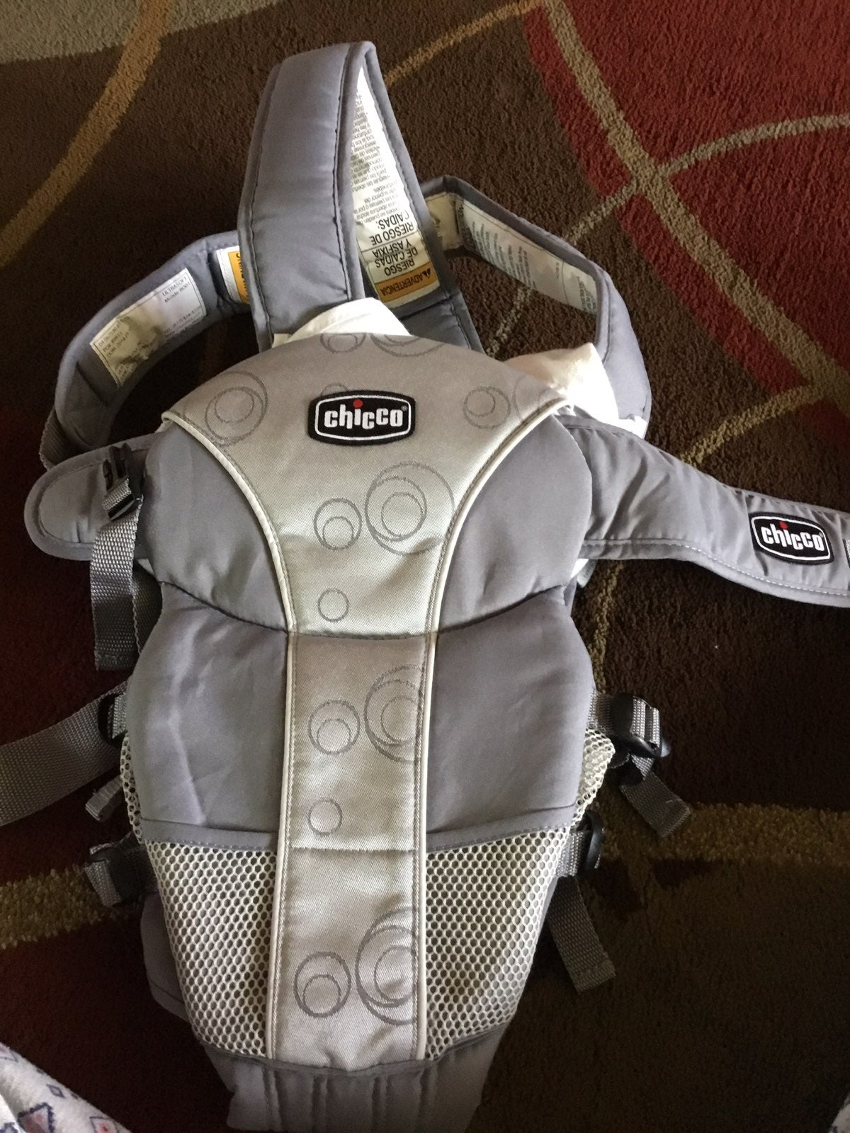 Chicco baby carrier new