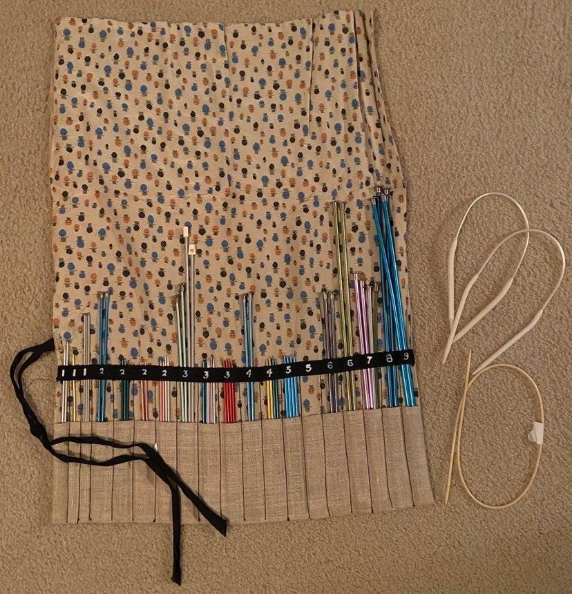 Knitting Needle Lot