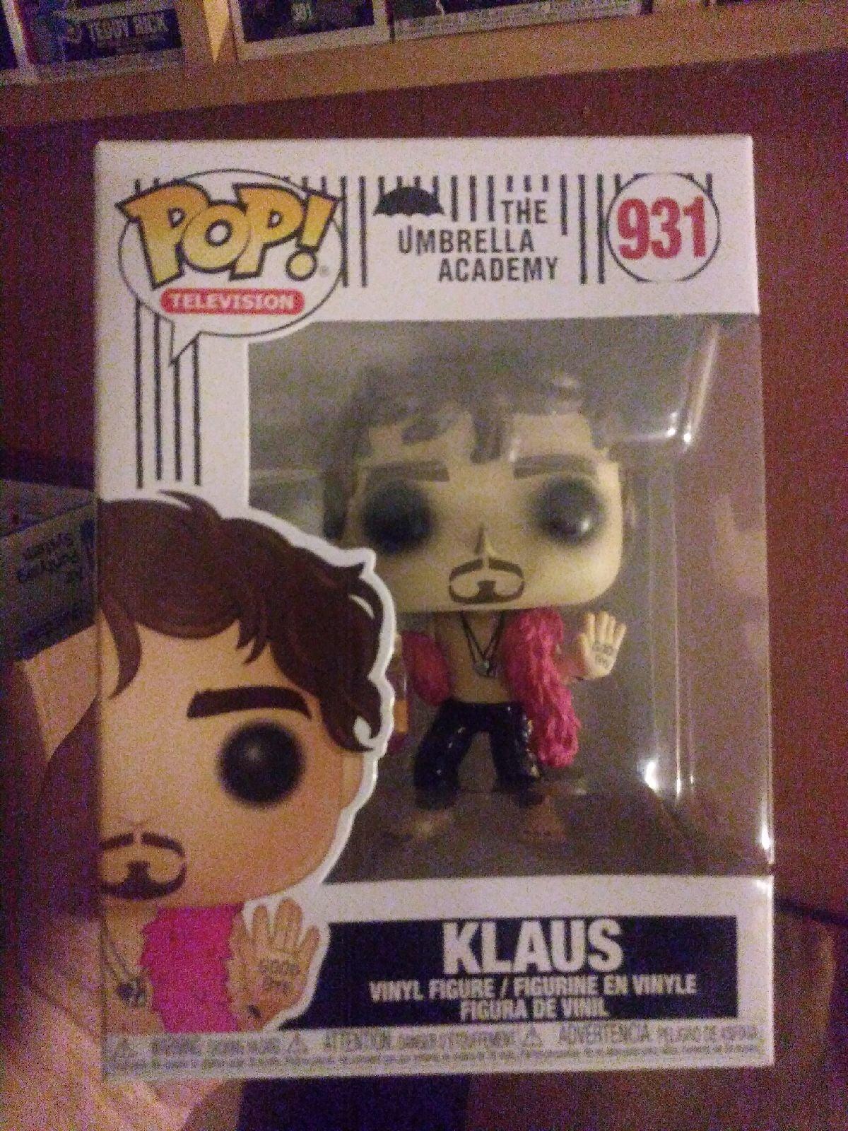 Klaus Funko Pop! (umbrella academy)