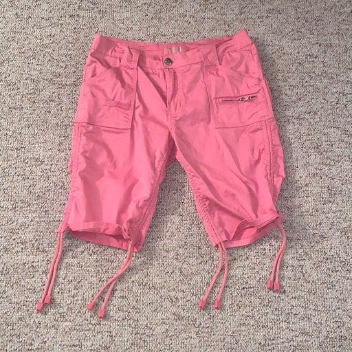 Pink Shorts w/ Beads