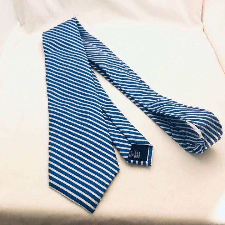 1574 Roundtree & Yorke blue necktie